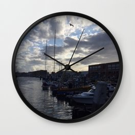 my haven Wall Clock