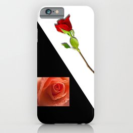 feelings of love iPhone Case