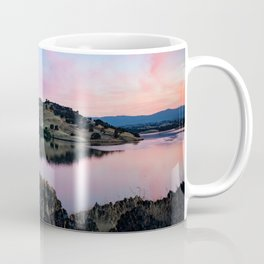 Black Butte Lake - Northern California Coffee Mug