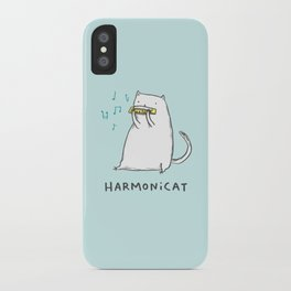 Harmonicat iPhone Case