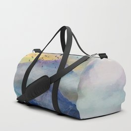 Mountain Sunrise Duffle Bag