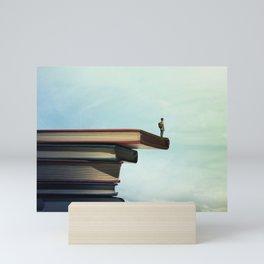 knowledge Mini Art Print