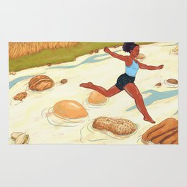 Outgrown Your Food Allergy? Rug