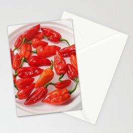 PNW Peppers Stationery Cards