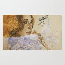 Spreading Her Wings Rug