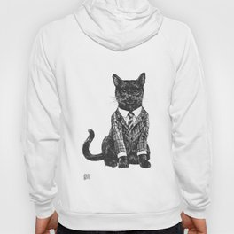 Fancy Cat Hoody