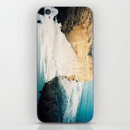 dreaming of the sea iPhone Skin