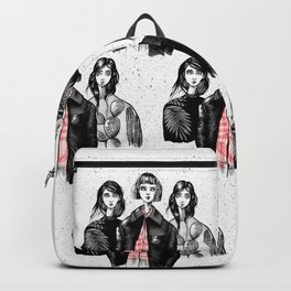 3 ZOMBIES GIRLS Backpack