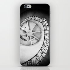 Lighthouse stairs iPhone & iPod Skin