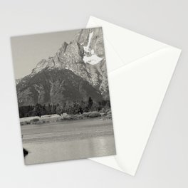 The mountains are always calling! Stationery Cards