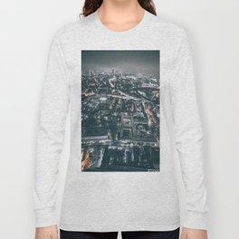 As Far As The Eye Can See Long Sleeve T-shirt