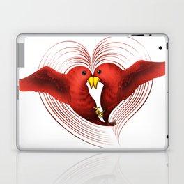 HeartBirds Laptop & iPad Skin