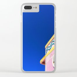 South Beach 2 Clear iPhone Case