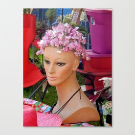 Lady Penelope Canvas Print