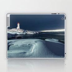 Painted in Snow Laptop & iPad Skin