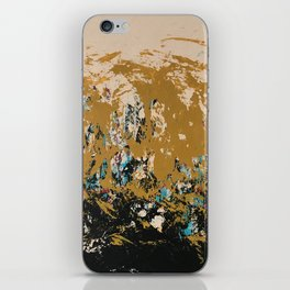 16 x 20 yellow-buff-black-etc iPhone Skin