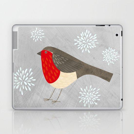 Robin Laptop & iPad Skin