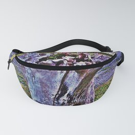 Saturated Driftwood Fanny Pack