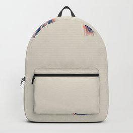 Stares to Nowhere Backpack