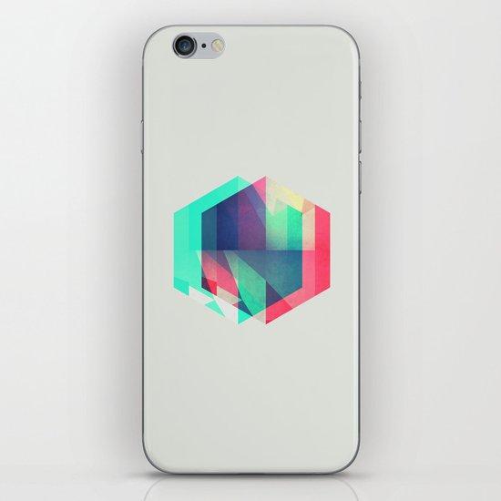 hyx^gyn iPhone & iPod Skin