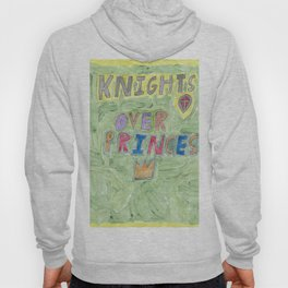 Knights over Princes Hoody