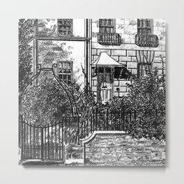 GARDEN III Metal Print