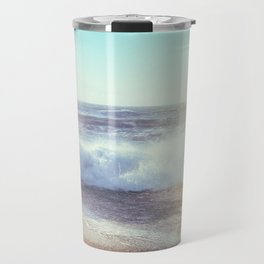 California Ocean Dreaming Travel Mug