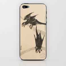 Microraptors iPhone & iPod Skin