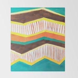 Malibu, 1972 Throw Blanket