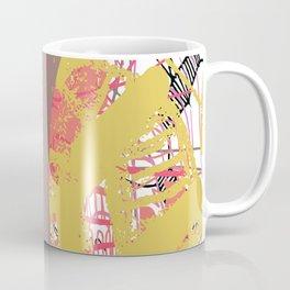 etched n sketched Coffee Mug