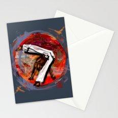 Capoeira 545 Stationery Cards
