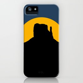 Monument Valley - Left Hand iPhone Case