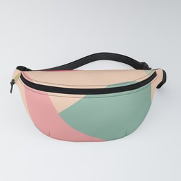 Vintage Abstract Collection #5 Fanny Pack