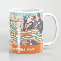 eternal sunshine Mugs featuring Eternal Sunshine Of the Spotless Mind - Michel Gondry by Smart Store