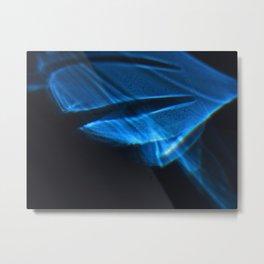 The Blue Light II Metal Print