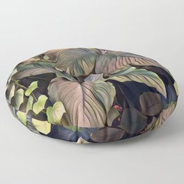 From the Earth Floor Pillow