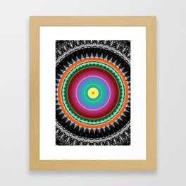 Give Me Colour Framed Art Print