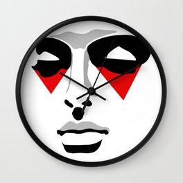 FAKED LOVE Wall Clock