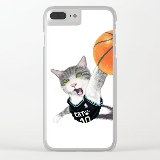 Shoot ! Clear iPhone Case
