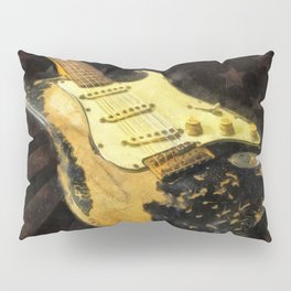 My AMERICAN RELIC STRATOCASTER® Custom Shop Pillow Sham