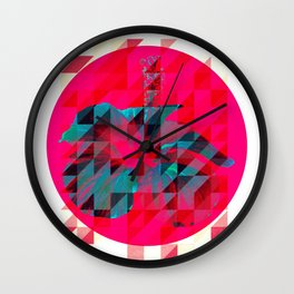 All Purpose Flour Wall Clock