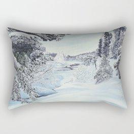 Frostbitten Rectangular Pillow