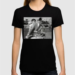 Freddie Krueger in Roman Holiday T-shirt