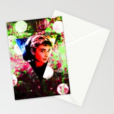audrey hepburn  Design Stationery Cards