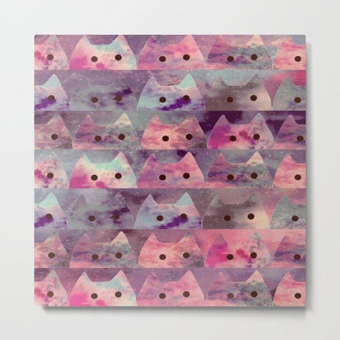 cats-141 Metal Print