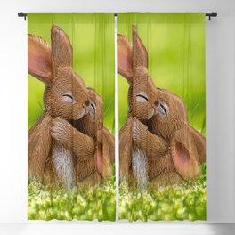 Easter Bonny | Lapin de Pâques Blackout Curtain