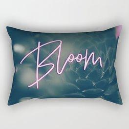 bloom. Rectangular Pillow