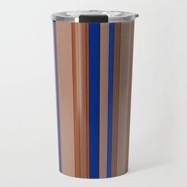 Color's Waterfalls_Beige Travel Mug