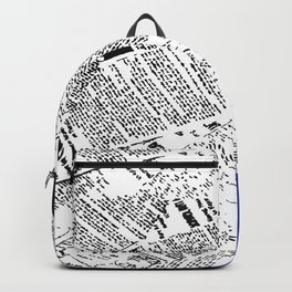Breaking News Backpack