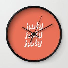 Holy, Holy, Holy Wall Clock